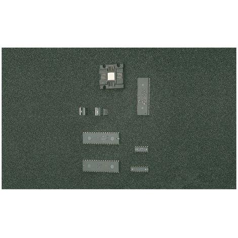 ESD 80 x 120 mm Warmbier Permastat Verpackungsbeutel Stärke 0,06 mm