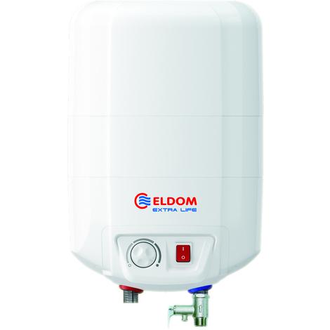 Warmwasserspeicher Boiler Eldom 10 Liter druckfest übertisch