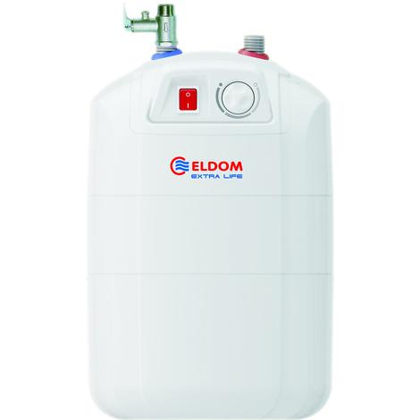 Warmwasserspeicher Boiler Eldom 10 Liter druckfest untertisch