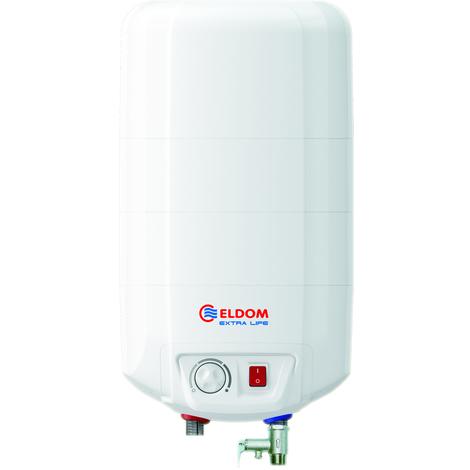 Warmwasserspeicher Boiler Eldom 15 druckfest übertisch