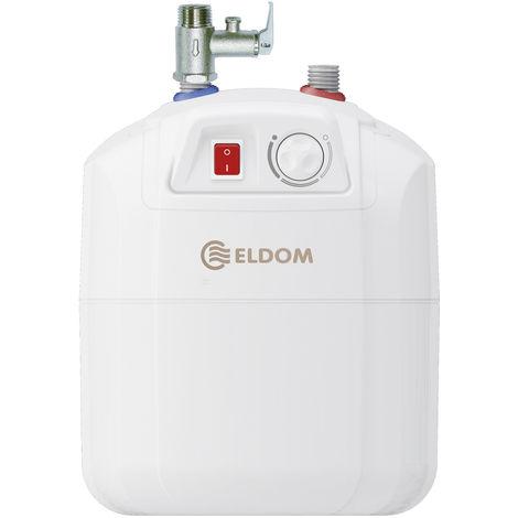 Warmwasserspeicher Boiler Eldom 7 Liter druckfest untertisch