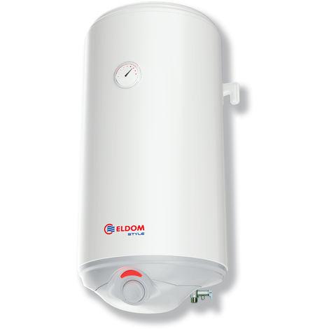 Warmwasserspeicher Boiler Eldom Style 50 Liter druckfest