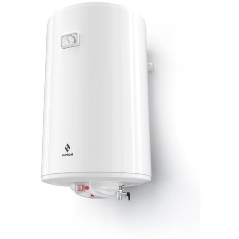 Warmwasserspeicher Boiler Elprom 80 Liter druckfest