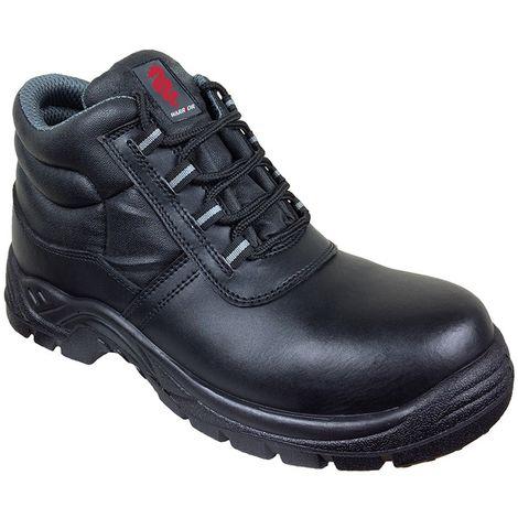 Warrior Mens Composite Chukka Boots