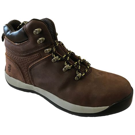 Warrior Mens Crazy Horse Hiker Boots