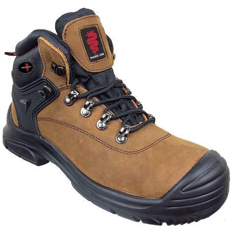 Warrior Mens S3 WR SRC Hiker Boots