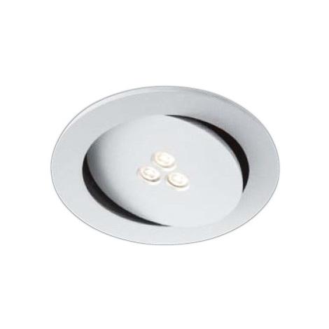 Croissant Spot encastrable Warsaw LED 1 x 7,5 W - Philips 579624881 LB-79