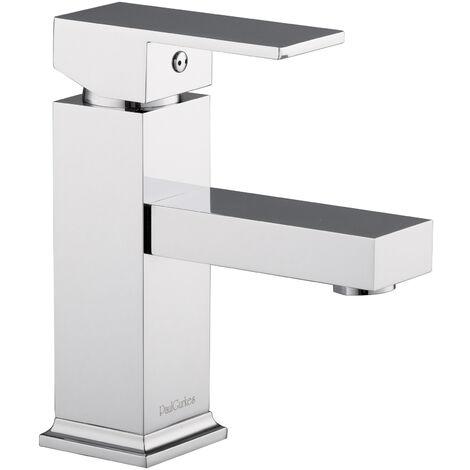 Waschtischarmatur Aufputz Wasserhahn Eckig Wasserhahn