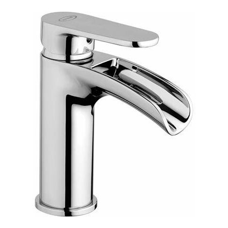 Waschtischarmatur Wasserfall Jacuzzi Alba 0LB00079JA00
