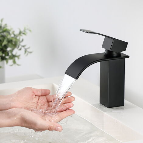 Waschtischarmatur Wasserhahn Bad Armatur Einhebelmischer ...
