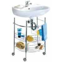 Wash-Basin Storage Cart WENKO