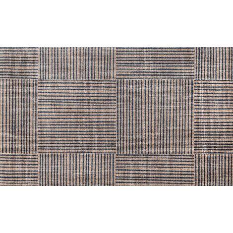 Wash+Dry Tapis Surface en Polyamide, Brun, 70 x 120 cm