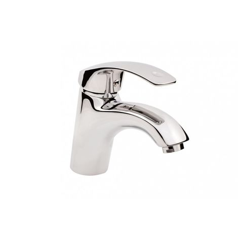 Washbasin faucet vena automatic stopper