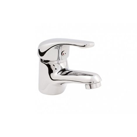 Washbasin mixer joker automatic stopper