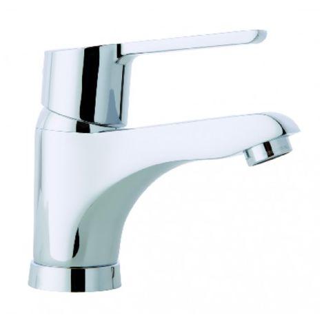 Washbasin mixer tap with brass drain AQUANOVA FLY ENERGY - RAMON SOLER : 261569