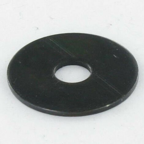 WASHER FLAT M8X30X1.5 LL BLACK ZINC PLATED NFE 25513,VS-NFE25513 GRADE C
