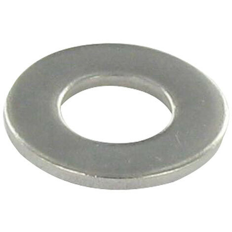 WASHER FLAT M8X30X1.5 LL STAINLESS STEEL A2 NFE 25513,VS-NFE25513 GRADE C
