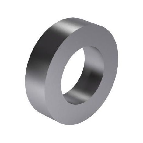 Washer for steel structures, product grade C DIN 7989-1 Steel Zinc plated 100 HV