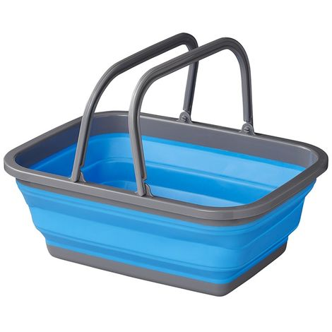 Washing bowl 9L collapsible