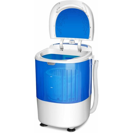 Washing Machine 2 in 1 Portable Free Standing Compact Tub Washer Spin Dryer