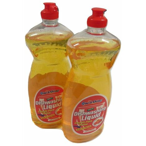 "main image of ""Washing Up Liquid Detergent Orange Scent 946ml (Dish Soap) x2"""