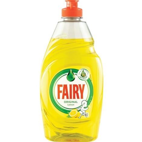 Washing-Up Liquid Lemon 433ml