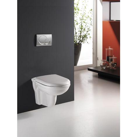 Washington Wall Hung Toilet with Soft Close Seat