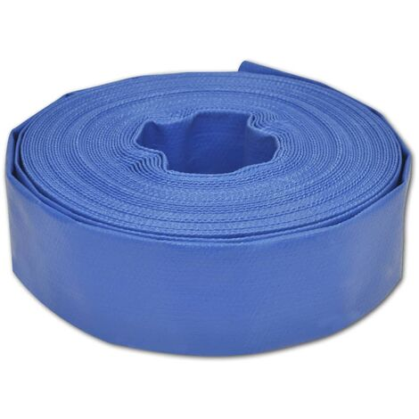 Wasser-Flachschlauch 25 m 2 Zoll PVC