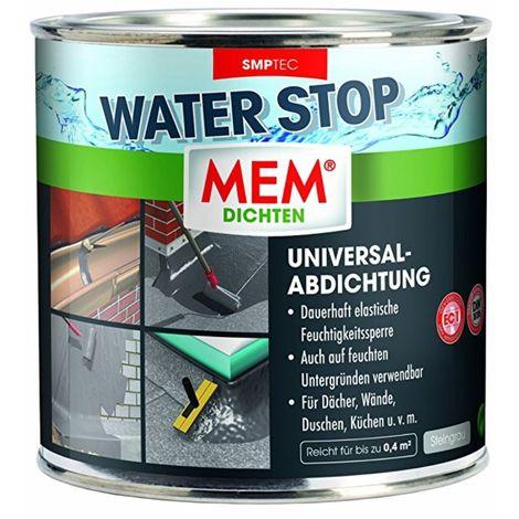Wasser Stop