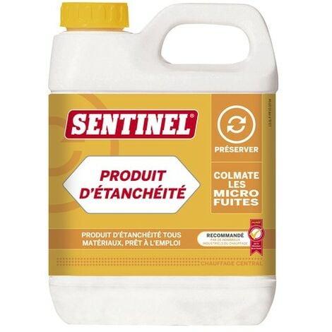Wasserbehandlung und Analyse - Dichtheitsprodukt (Kanister 1 Liter) - SENTINEL: LS-12X1L-FR
