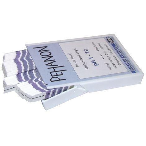 Wasserbehandlung und Analyse Papierlasche pH 1 bis 12 PEHANON