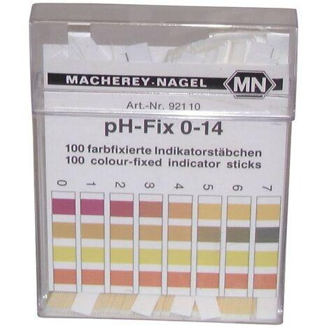 Wasserbehandlung und Analyse Papierlasche pH 1 bis 14