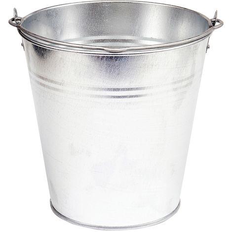 Wassereimer Stahlblech verzinkt