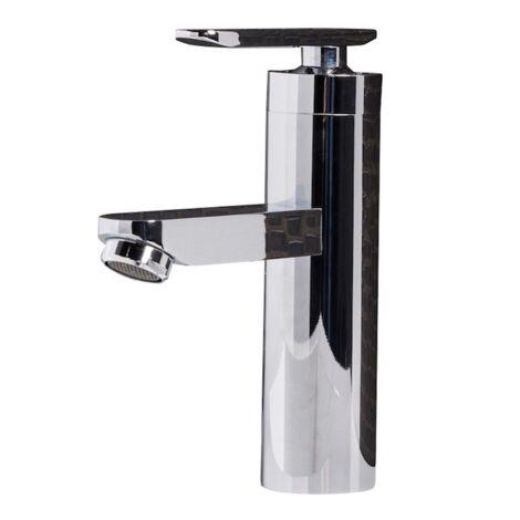 Wasserhahn Denver Chrom Waschtisch Armatur Waschtischarmatur Waschbecken Waschbeckenarmatur Badezimmer Badarmatur