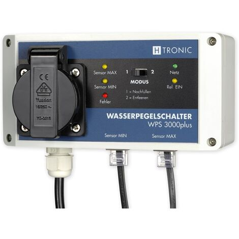 Wasserpegelschalter H-TRONIC WPS3000 plus