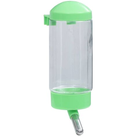 Water Bottle for Small Animal Green - Green