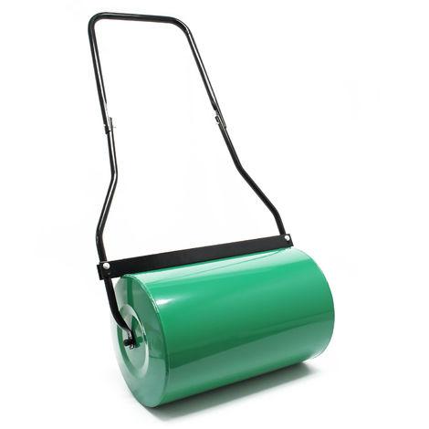 Water filled Garden Grass Roller, 50 cm Roll Width, Volume 40 litres