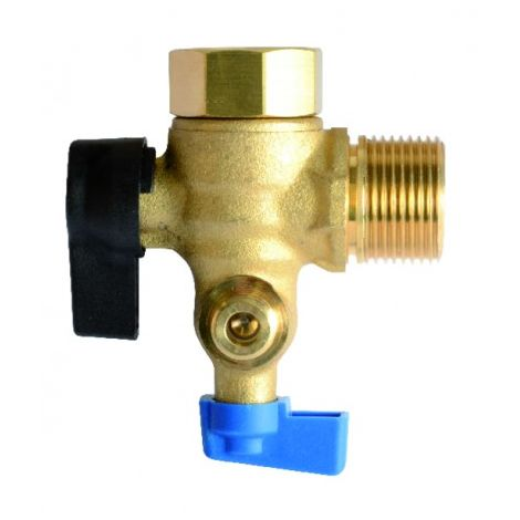 Water flow service tap - DIFF for Chaffoteaux : 60000886