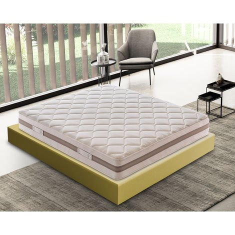 Water Foam mattress 11 comfort zones – Depth 21 cm – Orthopedic