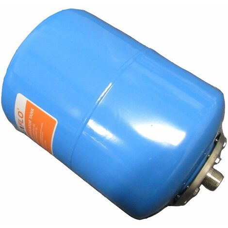 """main image of """"Water Heater Expansion Tank 8 Litres - Hot Boiler Pressure Cistern Vessel"""""""