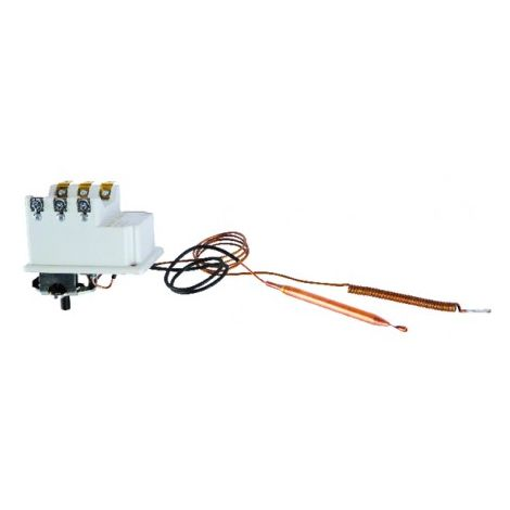 Water heater thermostat - bts 450 with 2 bulbs 90° - COTHERM : KBTS 900307