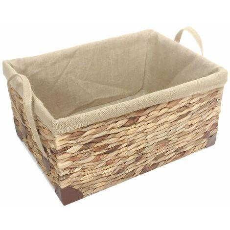 Water Hyacinth Basket Handle