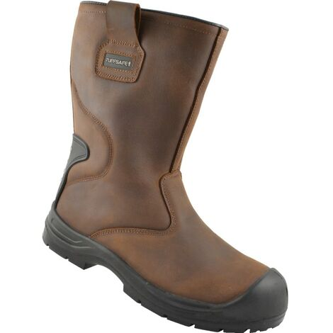 Water Resistant Safety Rigger Boots