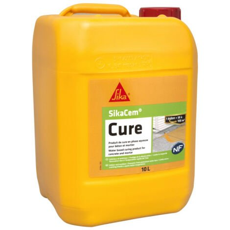 Water treatment product SIKA SikaCem Cure - 10L