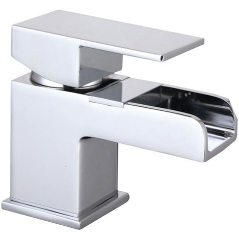 Waterfall Basin Mono Mixer