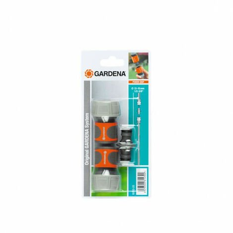 """Watering kit 19 mm 3/4"""" - 2 connections - 1 GARDENA connector - 18284-26"""