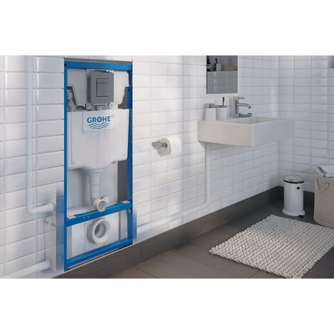 WATERMATIC - Broyeur adaptable Waterwall avec bati support Grohe