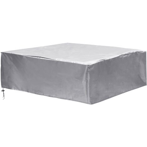 Waterproof 280x280x80cm Cover Garden Table Bench Outdoor Patio Furniture Mohoo