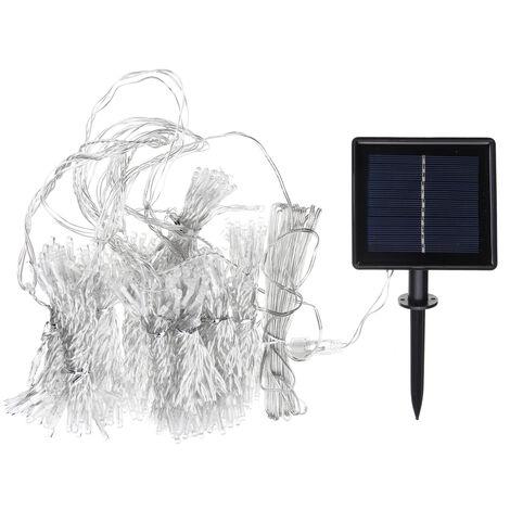 Waterproof 3x3M Solar String Light 300LED