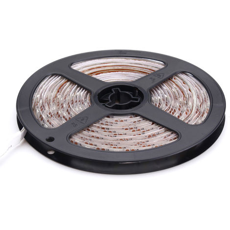 Waterproof 5V 5M Led Strip Lights Usb Tv Backlight Pc Back Mood Lighting Decor Hasaki
